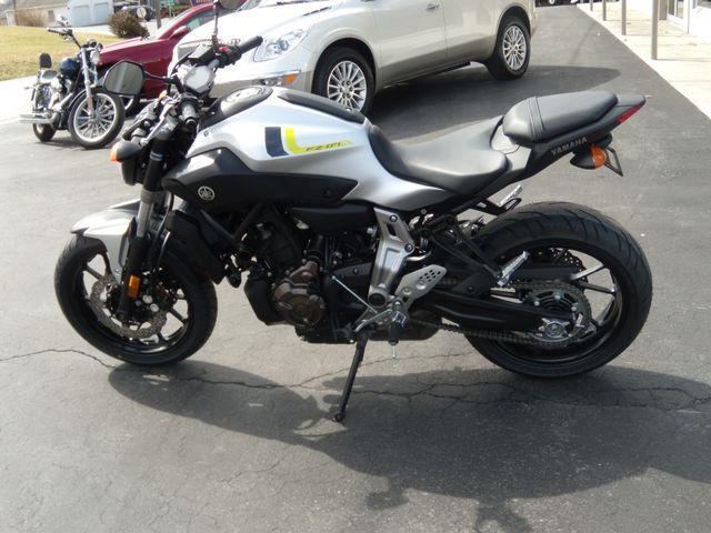 2017 Yamaha FZ 07 Ephrata, PA 6