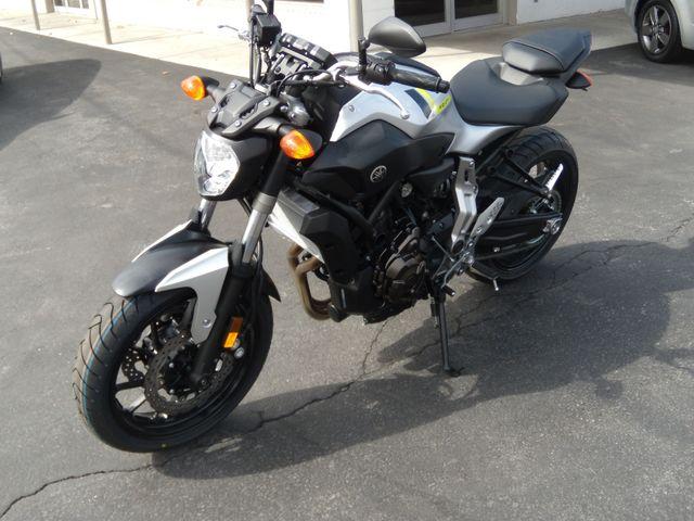 2017 Yamaha FZ 07 Ephrata, PA 7