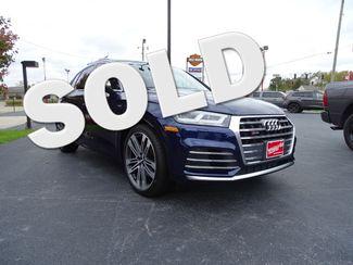 2018 Audi SQ5 Premium Plus Valparaiso, Indiana