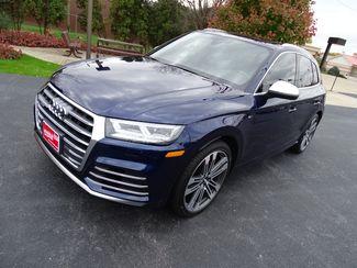 2018 Audi SQ5 Premium Plus Valparaiso, Indiana 5