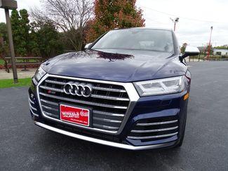 2018 Audi SQ5 Premium Plus Valparaiso, Indiana 6