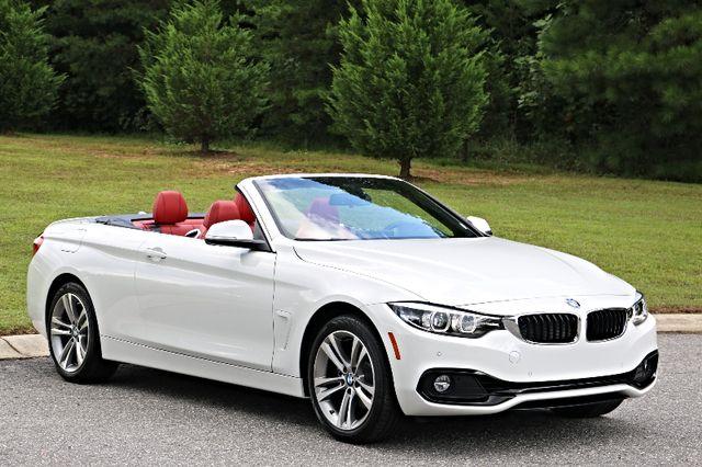 2018 BMW 430i xDrive Convertible Mooresville, North Carolina 0