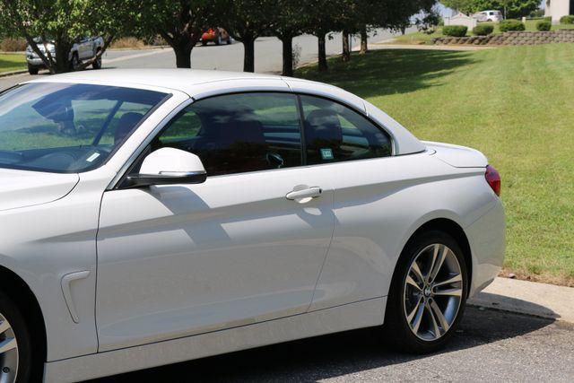 2018 BMW 430i xDrive Convertible Mooresville, North Carolina 91