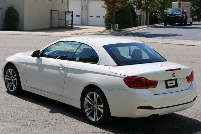 2018 BMW 430i xDrive Convertible Mooresville, North Carolina 93