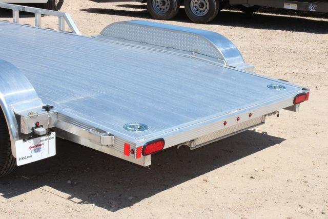 2018 Cargo Pro OPEN UTILITY 14' CAR TRAILER CONROE, TX 10