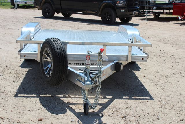 2018 Cargo Pro OPEN UTILITY 14' CAR TRAILER CONROE, TX 3