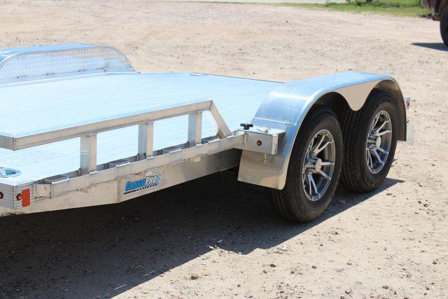 2018 Cargo Pro OPEN UTILITY 14' CAR TRAILER CONROE, TX 5