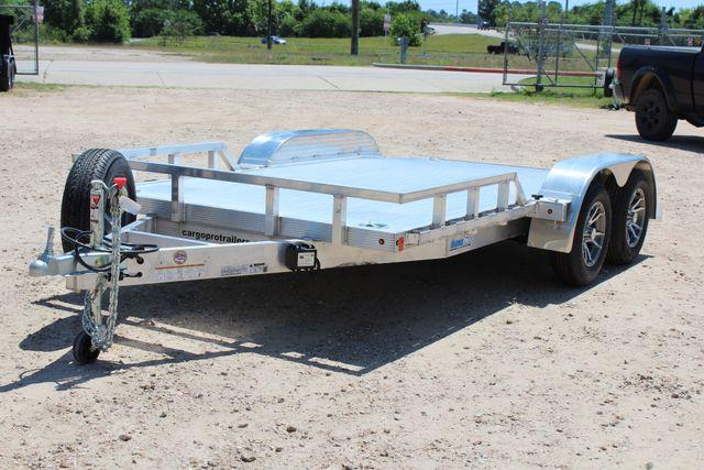 2018 Cargo Pro OPEN UTILITY 14' CAR TRAILER CONROE, TX 6