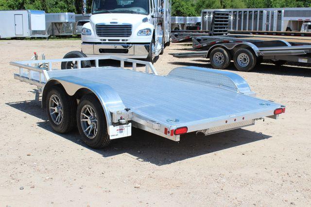2018 Cargo Pro OPEN UTILITY 14' CAR TRAILER CONROE, TX 8