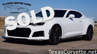 2018 Chevrolet Camaro in Lubbock Texas