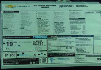 2018 Chevrolet Colorado 4WD Z71 Nephi, Utah 13