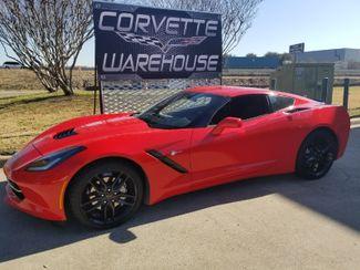 2018 Chevrolet Corvette Coupe 2LT, Auto, NAV, UQT, NPP, Black Alloys 3k!   Dallas, Texas   Corvette Warehouse  in Dallas Texas