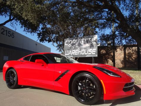 2018 Chevrolet Corvette Coupe 2LT, Auto, NAV, UQT, NPP, Black Alloys 8k! | Dallas, Texas | Corvette Warehouse  in Dallas, Texas
