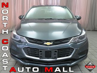 2018 Chevrolet Cruze in Akron, OH