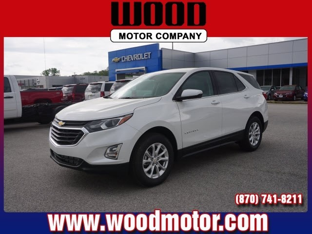 2018 Chevrolet Equinox LT Harrison, Arkansas 0