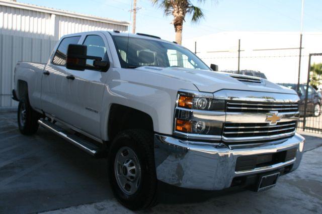 2018 Chevrolet Silverado 2500HD Work Truck Houston, Texas 1