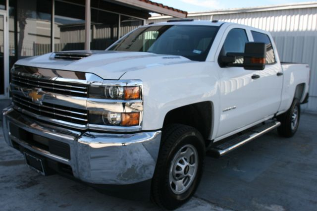 2018 Chevrolet Silverado 2500HD Work Truck Houston, Texas 2