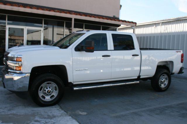 2018 Chevrolet Silverado 2500HD Work Truck Houston, Texas 3
