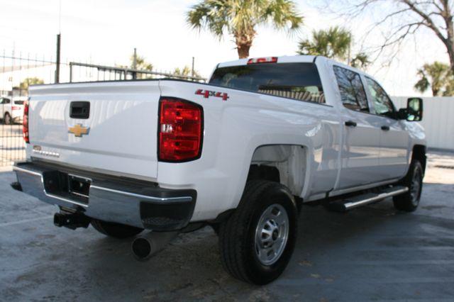 2018 Chevrolet Silverado 2500HD Work Truck Houston, Texas 6