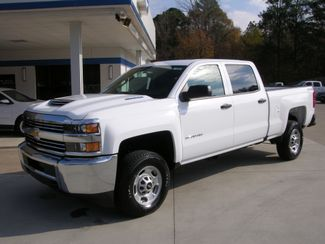 2018 Chevrolet Silverado 2500HD Work Truck Sheridan, Arkansas 1