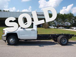 2018 Chevrolet Silverado 3500HD Work Truck Lineville, AL