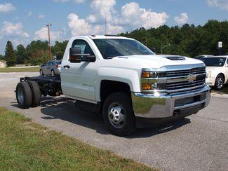 2018 Chevrolet Silverado 3500HD Work Truck Lineville, AL 4