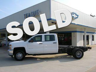 2018 Chevrolet Silverado 3500HD Work Truck Sheridan, Arkansas