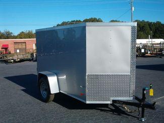 2018 Covered Wagon Enclosed 5x8 in Madison, Georgia