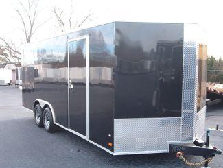 2018 Covered Wagon Enclosed 8 1/2x20 5 Ton in Madison, Georgia