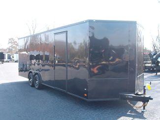 2018 Covered Wagon Enclosed 8.5x24 5Ton Car Hauler in Madison, Georgia