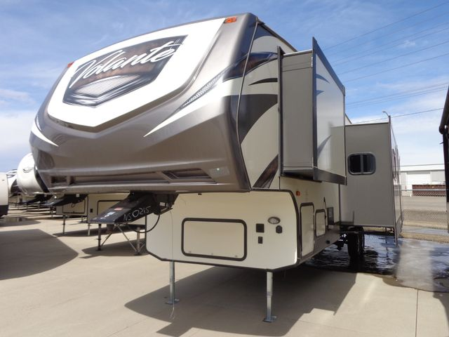 2018 Crossroads Volante VL360DB18 Mandan, North Dakota 1