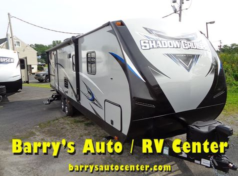 2018 Cruiser Rv Shadow Cruiser 277BHS in Brockport