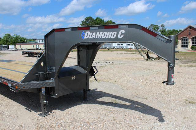 2018 Diamond C FMAX 210 32 X 102 CONROE, TX 3