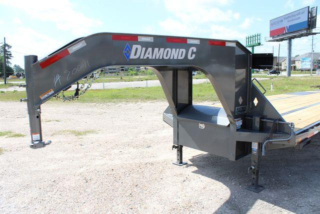 2018 Diamond C FMAX 210 32 X 102 CONROE, TX 6