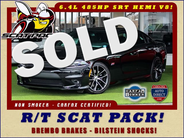 2018 Dodge Charger R/T Scat Pack Mooresville , NC 0