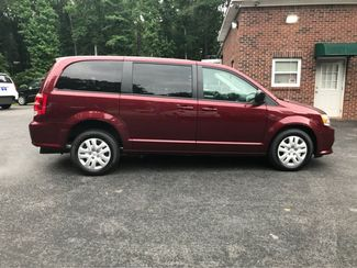 2018 Dodge Grand Caravan Handicap wheelchair accessible van rear entry Dallas, Georgia 18