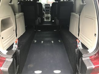 2018 Dodge Grand Caravan Handicap wheelchair accessible van rear entry Dallas, Georgia 3