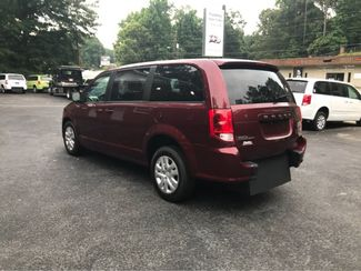2018 Dodge Grand Caravan Handicap wheelchair accessible van rear entry Dallas, Georgia 5