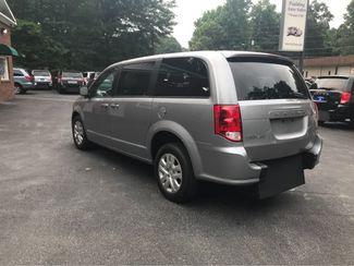2018 Dodge Grand Caravan Handicap wheelchair accessible rear entry Dallas, Georgia 5