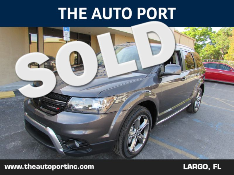 2018 Dodge Journey Crossroad | Clearwater, Florida | The Auto Port Inc in Clearwater Florida