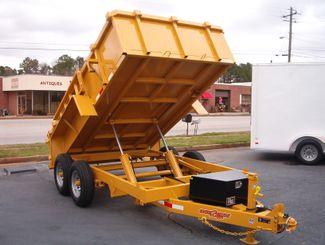 2018 Down To Earth Dump 6x12 5 Ton in Madison, Georgia