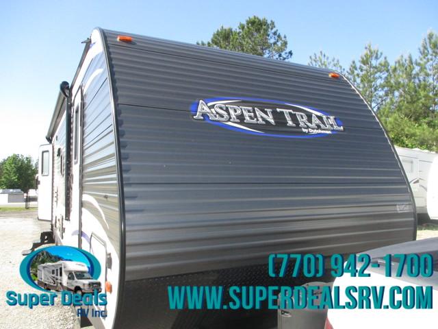 2018 Dutchmen Aspen Trail 2860RLS | Temple, GA | Super Deals RV