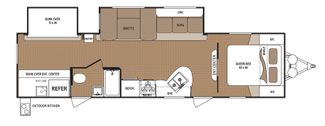 2018 Dutchmen Aspen Trail 3010BHDS | Temple, GA | Super Deals RV-[ 2 ]