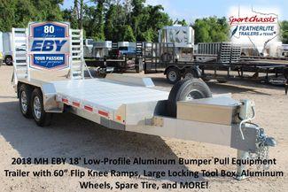 2018 Eby Low-Profile 14k Equipment CONROE, TX