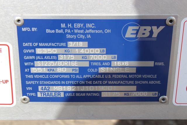2018 Eby Low-Profile 14k Equipment CONROE, TX 23