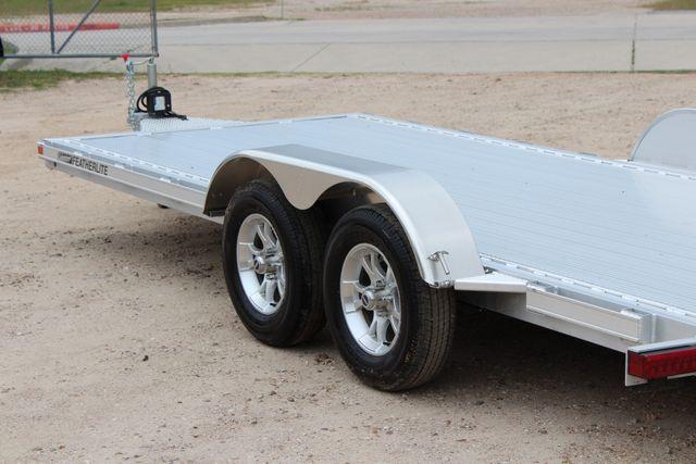 2018 Featherlite 3182 18' OPEN CAR TRAILER CONROE, TX 10