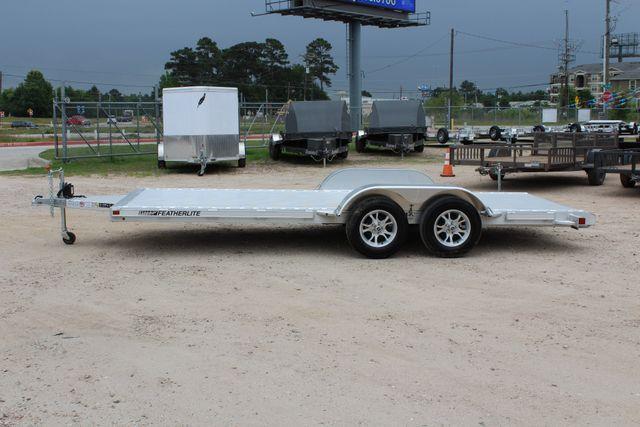 2018 Featherlite 3182 18' OPEN CAR TRAILER CONROE, TX 8
