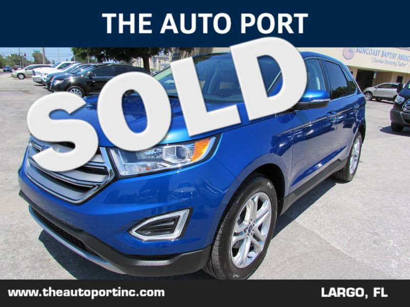 2018 Ford Edge Titanium W/NAVI | Clearwater, Florida | The Auto Port Inc in Clearwater Florida