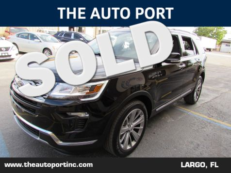 2018 Ford Explorer Limited W/NAVI | Clearwater, Florida | The Auto Port Inc in Clearwater, Florida