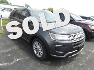 2018 Ford Explorer Limited Warsaw, Missouri
